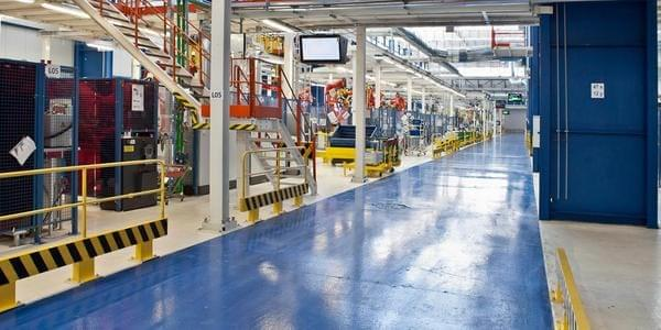 Warehouse Floor Repair Services Uk Wide Gb Flooring Group